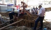İstanbulda temel kuyusunda can pazarı