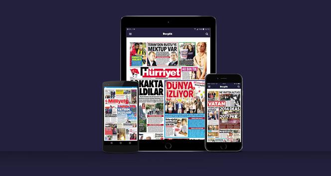 Dergilik uygulamasına gazeteler eklendi