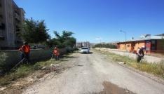 Bayburt Belediyesinden yaz temizliği