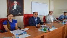 Şırnak 3üncü dönem il koordinasyon kurulu toplantısı yapıldı