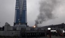Bayrampaşa'da Lüks Otelde Yangın Paniği