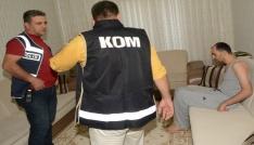 Aksaray merkezli 8 ilde FETÖ/PDYnin yeni yapılanmasına operasyon: 25 gözaltı