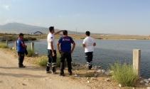 Cesedimi barajdan bulursunuz dedi, ekipler ceset aradı