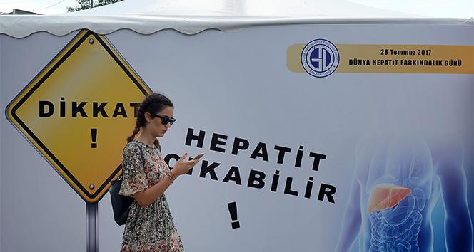 Türkiyede yaklaşık 3 milyon kişinin Hepatit B virüsü taşıdığı öngörülüyor