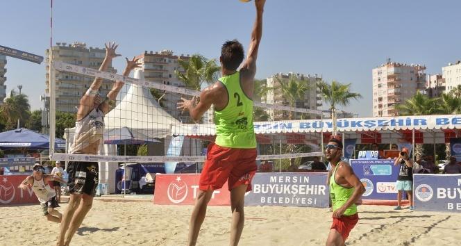2017 CEV Avrupa Plaj Voleybolu Turu devam ediyor