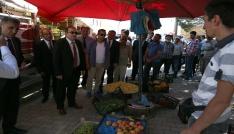 Vali Ali Hamza Pehlivan, Şehit Muammer Gürün ailesini ziyaret etti
