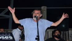 Sanatçı Cevdet Bağca, Ovacıkta konser verdi