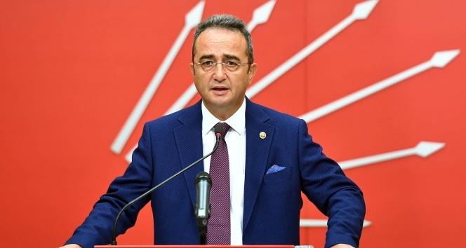 CHP Sözcüsü Tezcandan Danıştay Başkanı Güngöre eleştiri