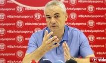 Çalımbay: 'Akhisar Belediyespor maçını kazanacağız'