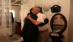 Vali Pehlivan, Şehit Hakan Önerin ailesini ziyaret etti