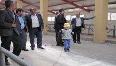DOKAP Ahır Proje inşaatları hızla devam ediyor