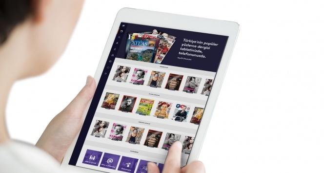 Dergilik'ten Haziran'da 5 milyon yayın indirildi