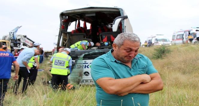 Amasya'daki feci kazada ölü sayısı 6'ya yükseldi