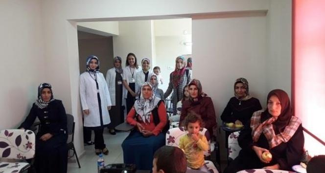 Bitlis'te 'Gebe okulu' açıldı