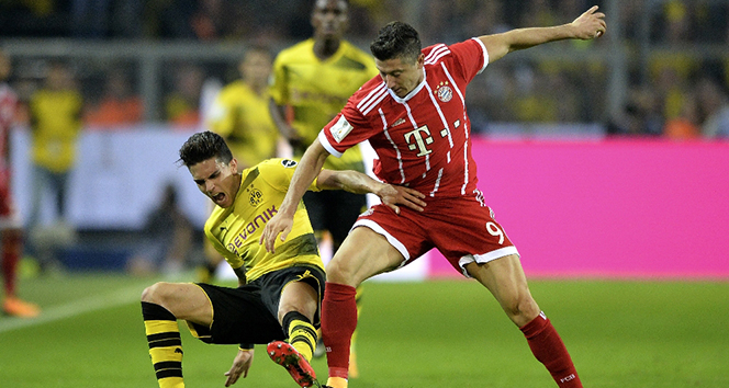 Almanyada Süper Kupa Bayern Münihin