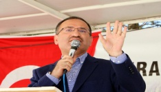 Başbakan Yardımcısı Bekir Bozdağ: