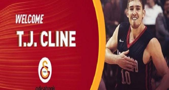 TJ Cline, Galatasaray Odeabank'ta