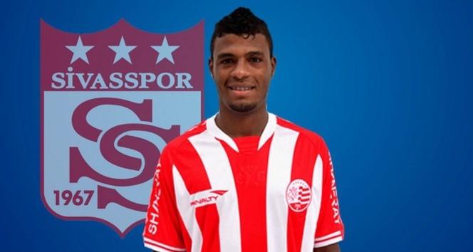 Sivasspor, Auremir Dos Santos'u kadrosuna kattı