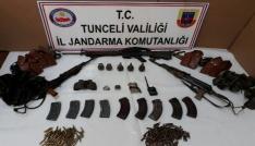 Tuncelide çatışma:3 terörist öldürüldü