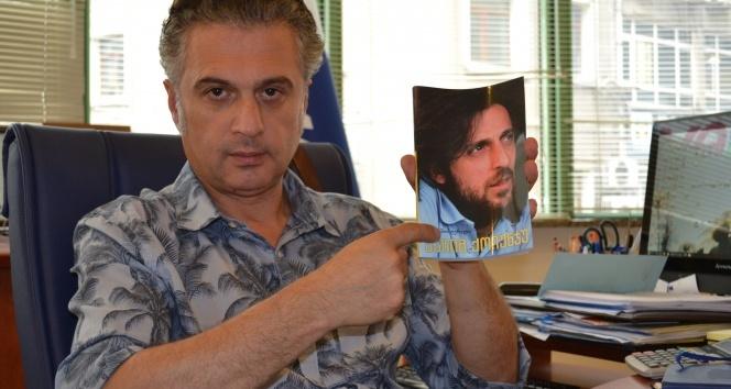 Kazım Koyuncu kitabı Gürcü diline çevrildi