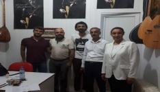 Kırşehirde Gençler Abdal Sazı yapımını öğreniyor