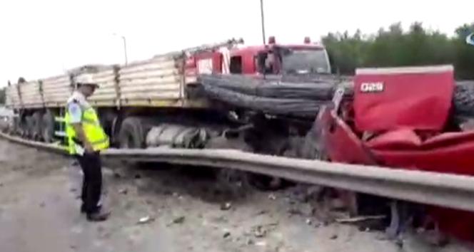 Son dakika haberleri! İstanbulda feci kaza!