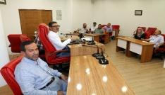 İl Genel Meclisi Ağustos Ayı toplantıları tamamlandı