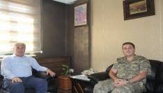 Yeni İl Jandarma Komutanı Kiper, Bayburt Belediye Başkanlığında