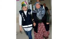 Bylock şüphelisi olarak gözaltına alınan pazarcı kadın serbest bırakıldı