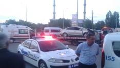 Karsta trafik kazası: 15 yaralı