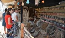 Yörük hayatı yerli ve yabancı tatilcilerden ilgi görüyor