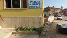 Bolvadinde polis 60 kök Hint kenevir ele geçirdi