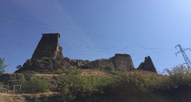 Bin yıllık Şavşat Kalesi kazılarında sona gelindi