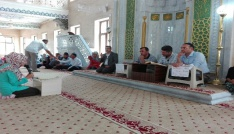 Bulanıkta Camiler Arası Dini Bilgiler ve Kuran-ı Kerim yarışması