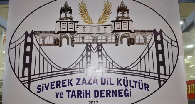 Siverek Zaza Dil, Kültür ve Tarih Derneği açıldı