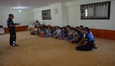 Kuran Kursu öğrencilerine Boğulma anlatıldı
