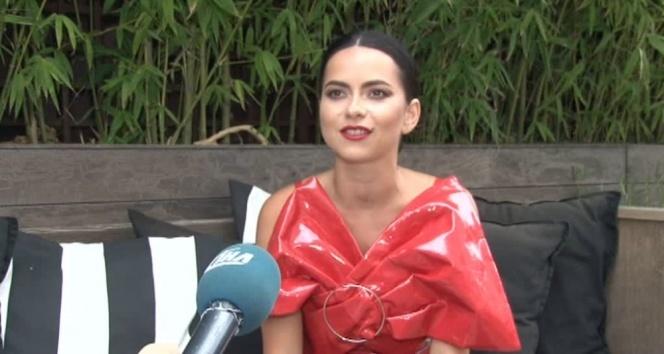 Inna Eurovision'da Türkiye'yi temsil edebileceğini açıkladı