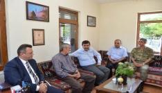 Vali Arslantaş, mahalle muhtarlıkları ve yaz Kuran kurslarını ziyaret etti