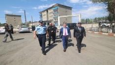 Ağrı Valisi Süleyman Elban, Hamur ilçesini ziyaret etti