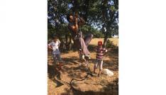 Kuran-ı Kerim kursu öğrencilerine piknik motivasyonu