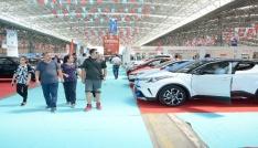 Aksarayda Otomobil, Motosiklet, Mobilya ve Beyaz Eşya Fuarı açıldı