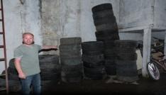 Ömrünü tamamlamış lastikleri çöpe atmayın uyarısı