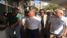 AK Parti Teşkilatından Kızıltepeye ziyaret