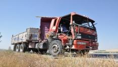 Sorgunda trafik kazası: 1 yaralı