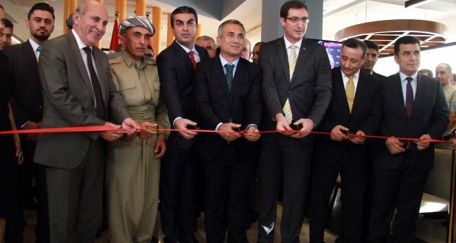 Irak-Türkiye geçişlerinde dünya standartlarında vize güvenliği geliyor