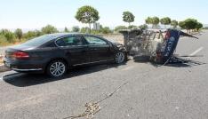 Elazığda trafik kazası: 6 yaralı