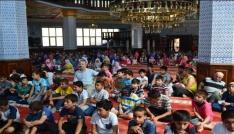 İl Müftülüğünce Cami-Çocuk Buluşması etkinliği gerçekleştirildi.