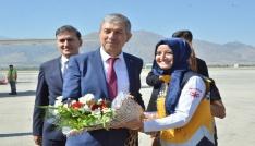 Sağlık Bakanı Demircan, Erzincanda