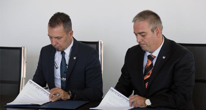 GAÜ Amerikan Koleji İzmir, için imzalar atıldı