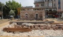 Sapanca'nın tarihi hamamı gün yüzüne çıktı